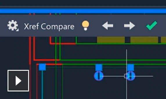 inventor características cambios xref semcocad autodesk