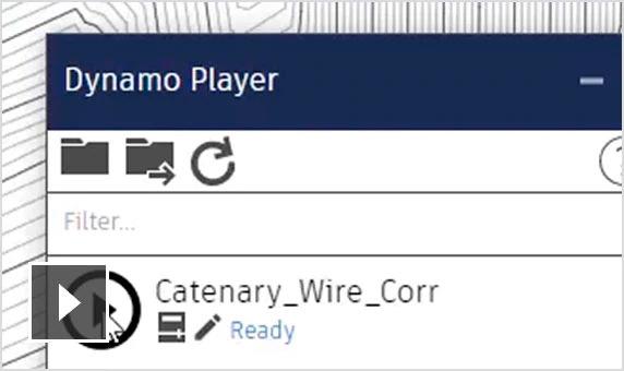 autodesk civil 3d características dynamo player semcocad