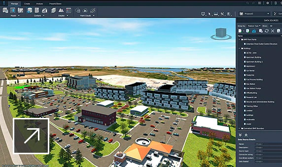 autodesk infraworks caracteristicas vista 4k semcocad