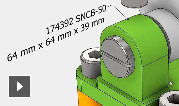 inventor características mejoras en el modelado de piezas semcocad autodesk