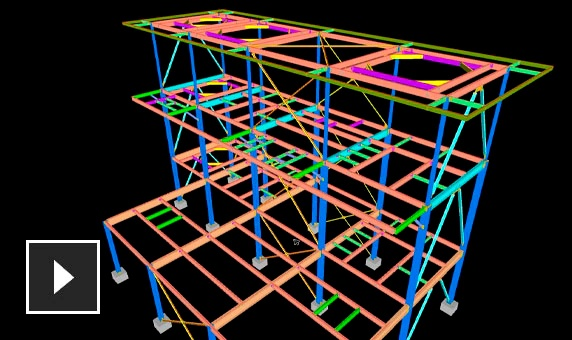 advance steel caracteristicas interoperabilidad advance steel y navisworks semcocad autodesk