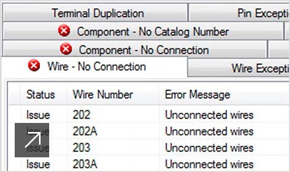 autocad electrical comprobacion de errores en tiempo real semco