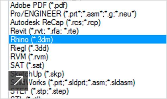 autodesk navisworks caracteristiscas soporte de archivos de otros fabricantes semco
