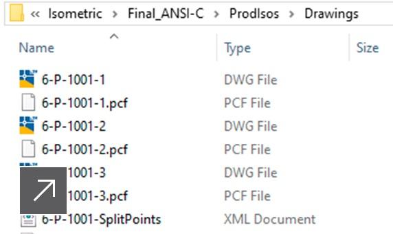 características autocad plant 3d archivo psf unico por isometrico semcocad autodesk