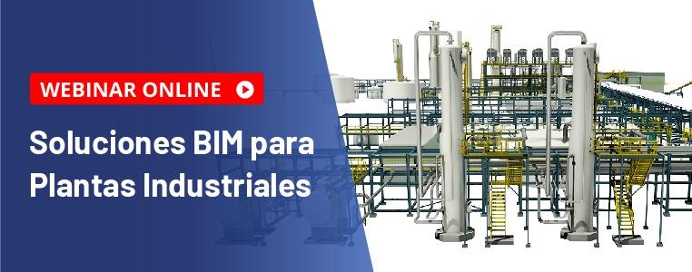 webinar autodesk soluciones bim para plantas industriales semcocad