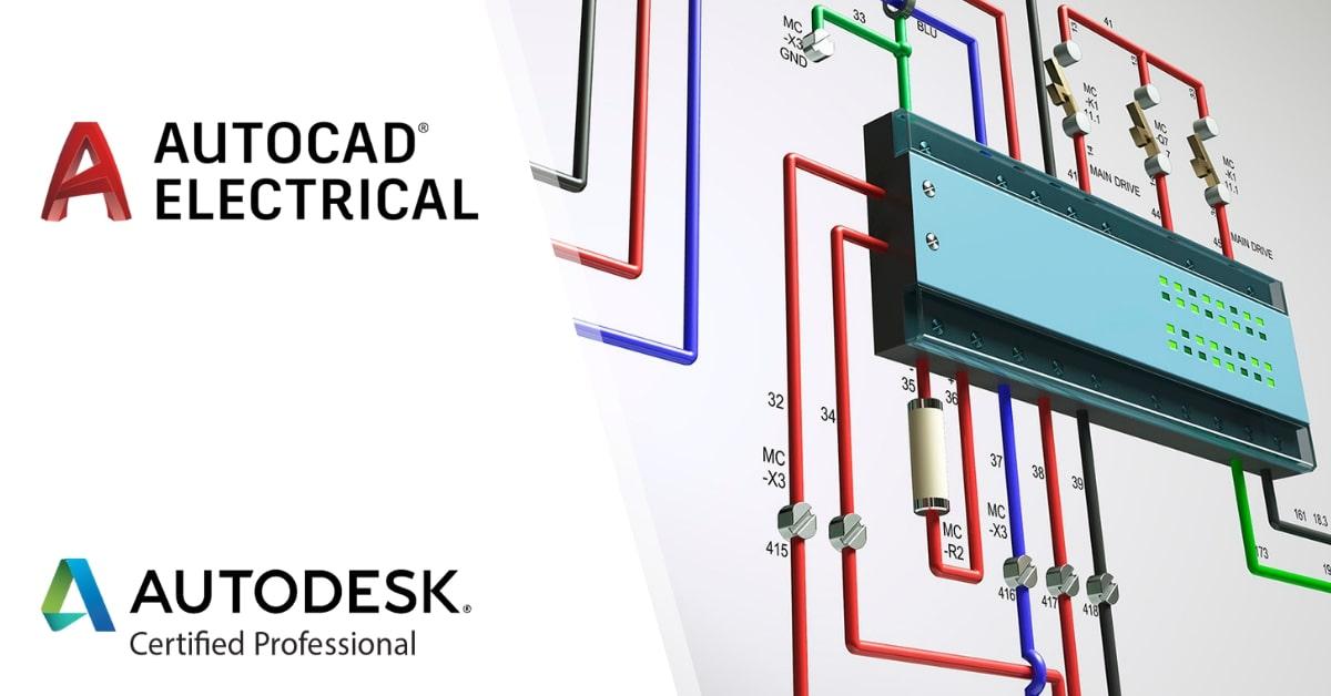 curso autocad electrical autodesk semocad