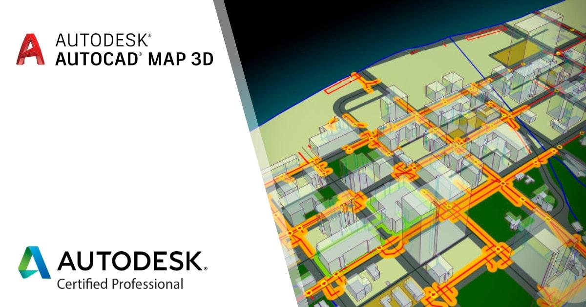 curso autocad map 3d
