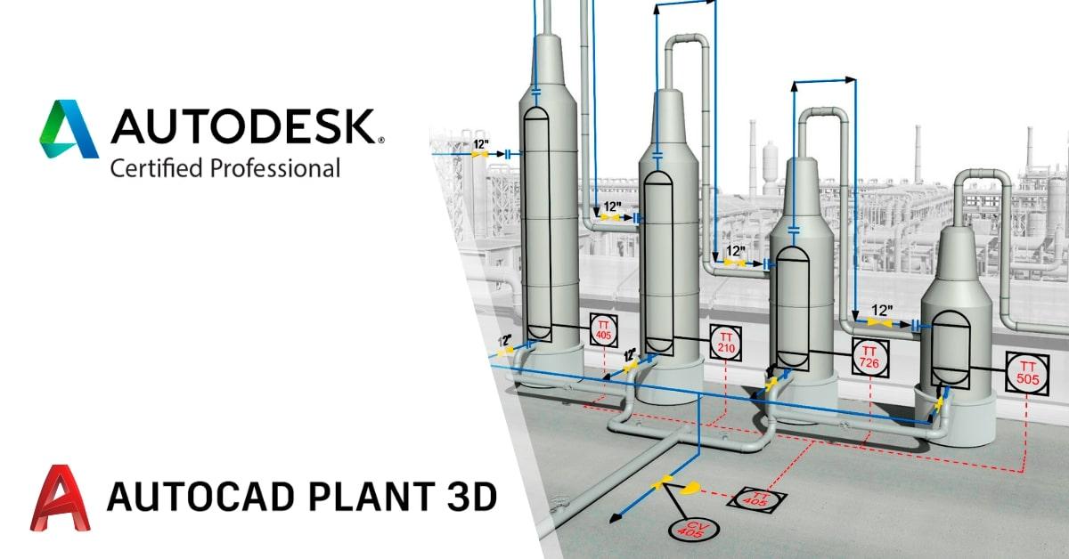 autocad plant 3d semcocad autodesk