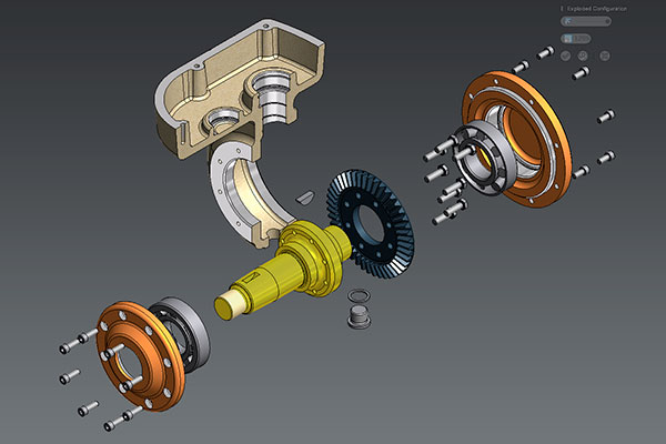 semco pdm collection inventor