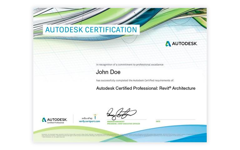 Certificado Profesional
