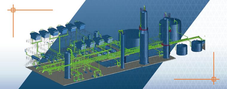 Webinario Autodesk 2022 de Plantas Industriales